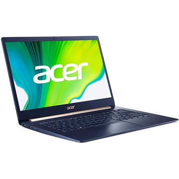 Acer Swift 5 UltraThin Charcoal Blue celokovový (NX.H7HEC.001)