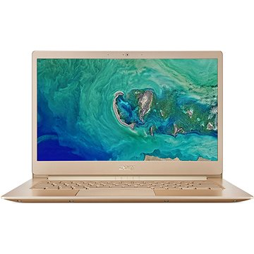 Acer Swift 5 UltraThin Honey Gold celokovový (NX.GU4EC.003)