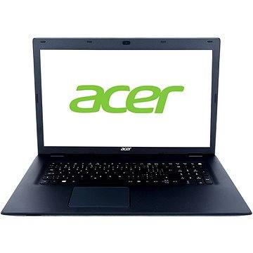 Acer TravelMate P278-M Black (NX.VBPEC.001) + ZDARMA Poukaz v hodnotě 500 Kč (elektronický) na příslušenství k notebookům. Poukaz má platnost do 30.5.2017.