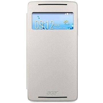 Acer Flip Cover pro telefon Acer Liquid Z220/M220 bílý (HP.BAG11.01S)