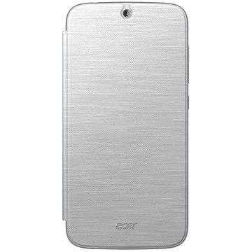 Acer Flip Cover pro telefon Acer Liquid Z630 stříbrný (HP.BAG11.027)