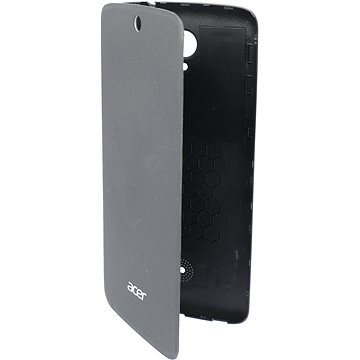 Acer Flip Cover pro telefon Acer Liquid Zest 3G černý (HC.70211.083)