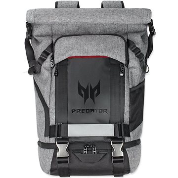Acer Predator Gaming Roll Top Backpack (NP.BAG1A.255)