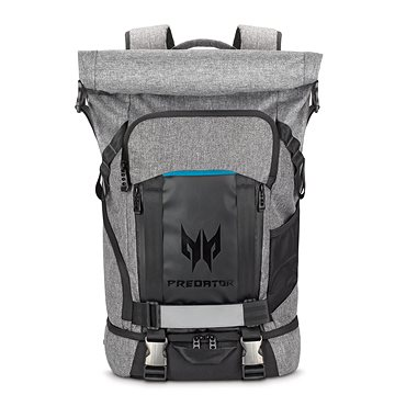 Acer Predator Gaming Roll Top Backpack (NP.BAG1A.290)
