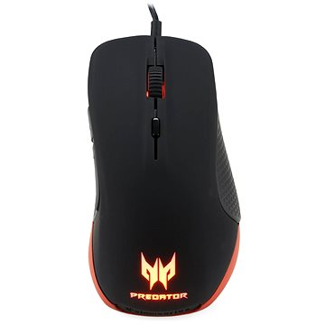 Acer Predator Gaming Mouse by SteelSeries (NP.MCE11.005)