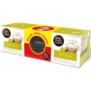 NESCAFÉ Dolce Gusto Cappuccino 16 x 2ks s šálkem (8593893768178 )