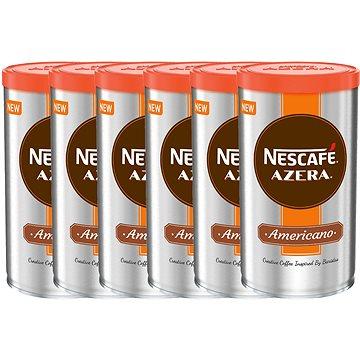 Nescafe Azera Americano, instantní, 6x1000g (7613035744349)