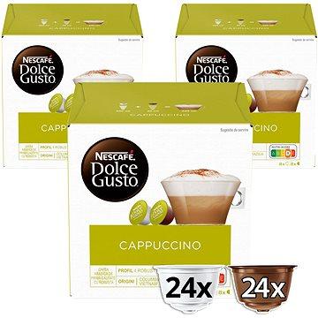 Nescafé Dolce Gusto Cappuccino 16 x 3ks (7613036306287)