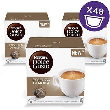 Nescafé Dolce Gusto Essenza di Moka 16ks x 3 (7613035695627)