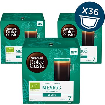 NESCAFÉ Dolce Gusto Mexico, 3 balení (7613036639736 )