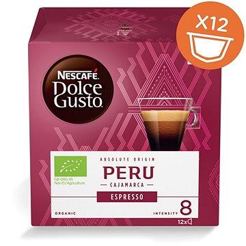 NESCAFÉ Dolce Gusto Peru Cajamarca Espresso 12ks (8593893762985)