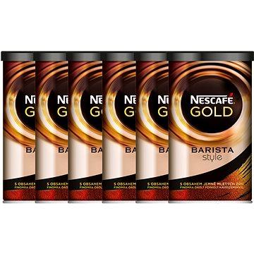Nescafe Gold Barista, instantní, 6x100g (7613034884954)