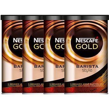 Nescafe Gold Barista, instantní, 4x180g (7613035343993)
