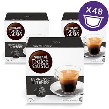 Nescafé Dolce Gusto Espresso Intenso 16ks x 3 (12045793)