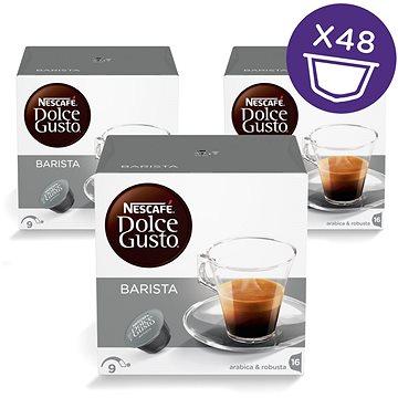 Nescafé Dolce Gusto Espresso Barista 16ks x 3 (12141754)