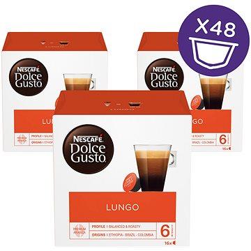 Nescafé Dolce Gusto Caffé Lungo 16ks x 3 (5219842)