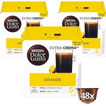 Nescafé Dolce Gusto Grande 16ks x 3 (12120090)