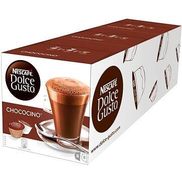 Nescafé Dolce Gusto Chococino 16ks x 3 (12075187)