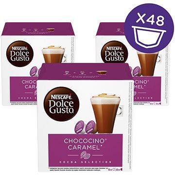 Nescafé Dolce Gusto Choco Caramel 16ks x 3 (12212467)