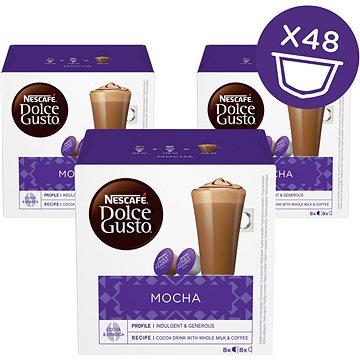 Nescafé Dolce Gusto Mocha 16ks x 3 (12120148)