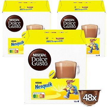 Nescafé Dolce Gusto Nesquik 16ks x 3 (12142995)