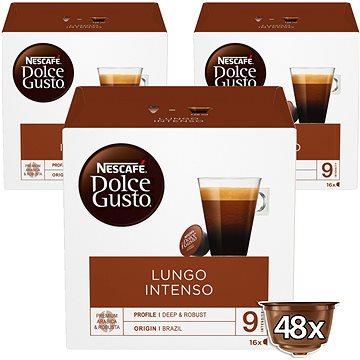 Nescafé Dolce Gusto Caffé Lungo Intenso 16ks x 3 (12173479)