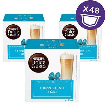 Nescafé Dolce Gusto Cappuccino Ice 16ks x 3 (12120396)
