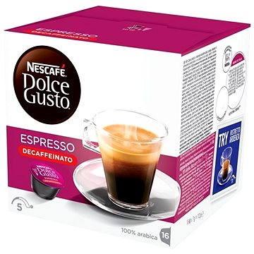 Nescafé Dolce Gusto Espresso Decaffeinato 16ks (7613035260658)