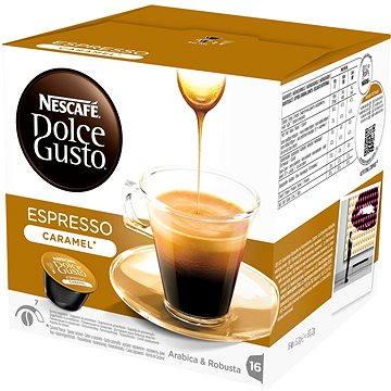 Nescafé Dolce Gusto Espresso Caramel 16ks (12225287)