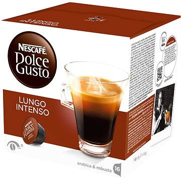 Nescafé Dolce Gusto Caffé Lungo Intenso 16ks (12173479)
