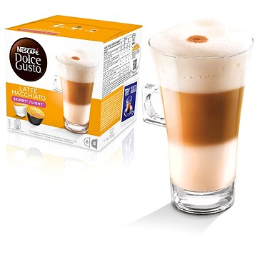 Nescafé Dolce Gusto Latte Macchiatto LIGHT 16ks (12120272)