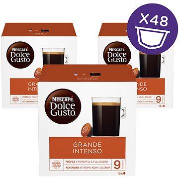Nescafé Dolce Gusto Cafe Grande Intenso 16ks x 3 (12128828)