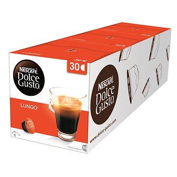 Nescafé Dolce Gusto CaffeLungo 30ks x 3 (12226402)