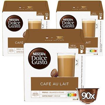Nescafé Dolce Gusto Au Lait 30ks x 3 (12226368)
