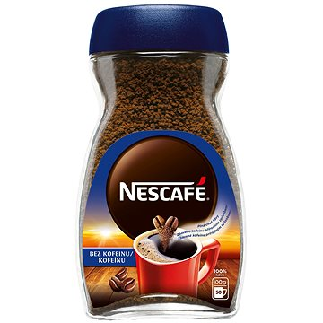 Nescafe, CLASSIC BezKof Sklo 100g (5998710980680)