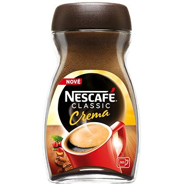 Nescafe, CLASSIC Crema Sklo 100g (7613033834950)