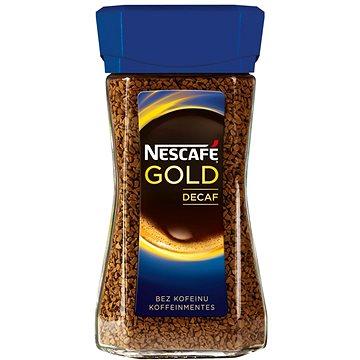 Nescafe, GOLD Dcf Jar 100g (4005500049807)