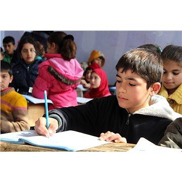 Člověk v tísni - pomoc dětem v Sýrii