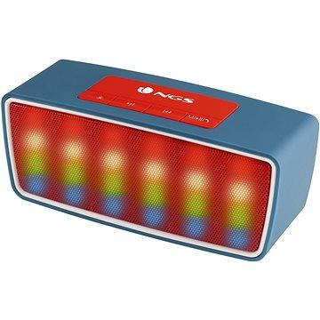 NGS Roller Glow modrý (ROLLER GLOW BLUE)