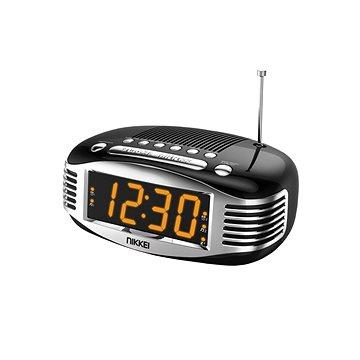 Radiobudík Nikkei NR400BK černý