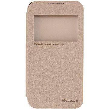 NILLKIN Sparkle Folio pro HTC Desire 320 zlaté (23003)