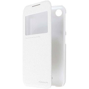 NILLKIN Sparkle Folio pro HTC Desire 320 bílé (23002)