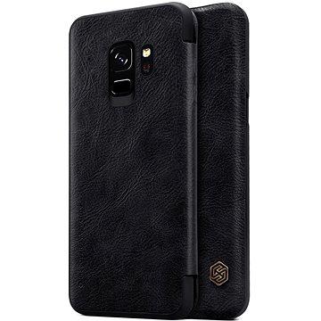 Nillkin Qin Book pro Huawei P20 Lite Black (8596311021251)