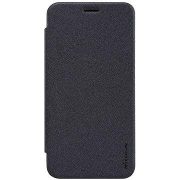 Nillkin Sparkle Folio pro Lenovo Moto G6 Black (6902048153875)