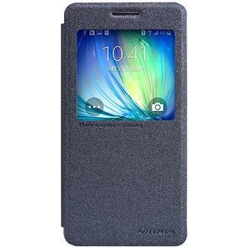 NILLKIN Sparkle S-View pro MEIZU MX5 černé (SP-LC MZ-MX5)