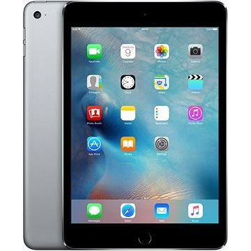 iPad mini 4 s Retina displejem 128GB WiFi Space Gray (MK9N2FD/A)