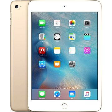 iPad mini 4 s Retina displejem 128GB WiFi Gold (MK9Q2FD/A)