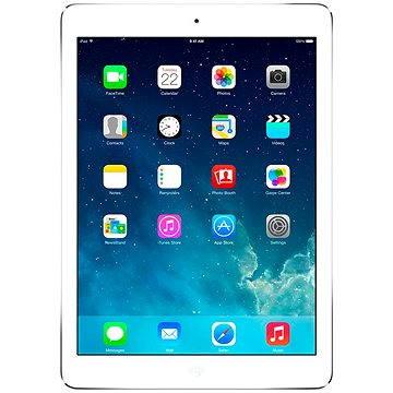 iPad Air 16GB WiFi Silver & White (MD788FD/B) + ZDARMA Digitální předplatné Interview - SK - Roční předplatné Digitální předplatné SuperApple Magazín - Půlroční předplatné Alza