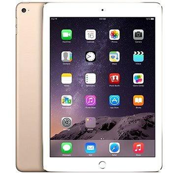 iPad Air 2 16GB WiFi Gold (MH0W2FD/A) + ZDARMA Digitální předplatné Týden - roční Digitální předplatné SuperApple Magazín - Půlroční předplatné Alza