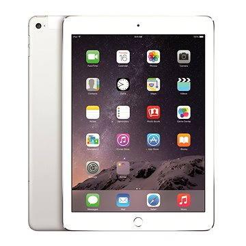 iPad Air 2 16GB WiFi Cellular Silver (MGH72FD/A) + ZDARMA Digitální předplatné SuperApple Magazín - Půlroční předplatné Alza